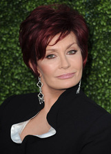 Actor Sharon Osbourne