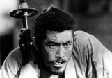 Actor Toshirô Mifune