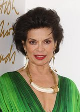 Actor Bianca Jagger