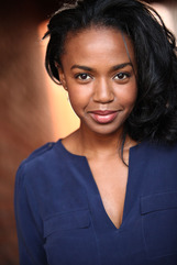 Actor Jerrika Hinton