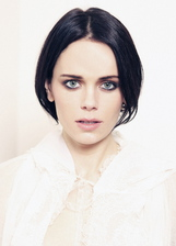 Actor Katia Winter