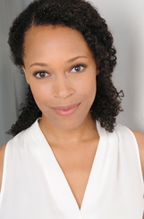 Actor Cherise Boothe