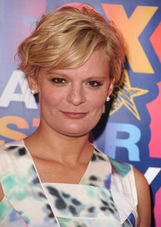 Actor Martha Plimpton