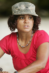 Actor Sandra Diaz-Twine