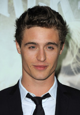 Actor Max Irons