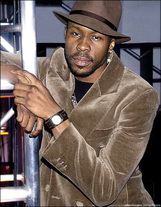 Actor Wood Harris