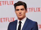 Actor Zane Holtz