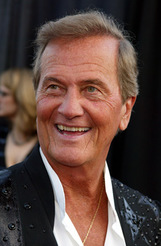 Actor Pat Boone