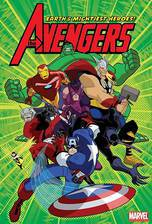 Movie The Avengers: Earth's Mightiest Heroes