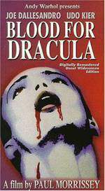 Movie Dracula cerca sangue di vergine... e morì di sete!!!