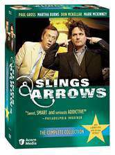 Movie Slings and Arrows