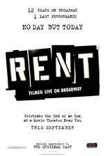 Movie Rent: Filmed Live on Broadway