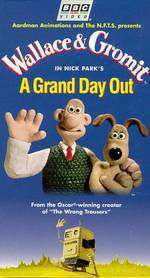 Movie A Grand Day Out with Wallace and Gromit