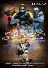 Movie Red vs. Blue: Reconstruction