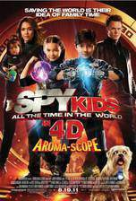 Movie Spy Kids: All the Time in the World in 4D