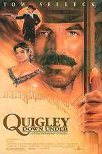 Movie Quigley Down Under