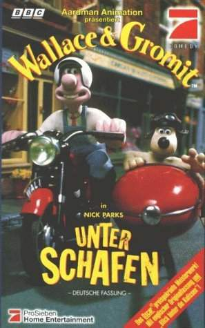 Watch Wallace And Gromit In A Close Shave 1995 Full Movie Online