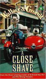Movie Wallace and Gromit in A Close Shave
