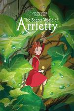 Movie The Secret World of Arrietty