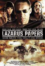 Movie The Lazarus Papers