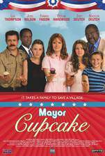 Movie Mayor Cupcake