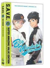 Movie Big Windup! (Ookiku furikabutte)
