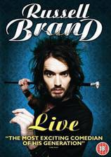 Movie Russell Brand: Live