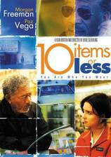 Movie 10 Items or Less