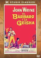 Movie The Barbarian and the Geisha