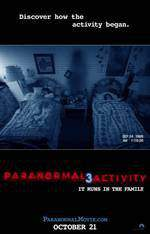 Movie Paranormal Activity 3