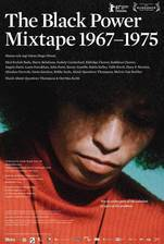 Movie The Black Power Mixtape 1967-1975