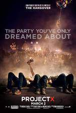 Movie Project X