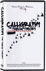 Calligraphy 2 The Pigeon Theory