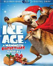 Movie Ice Age: A Mammoth Christmas