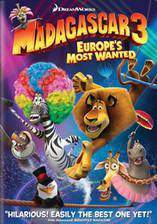 Movie Madagascar 3: Europe's Most Wanted