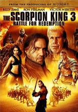 Movie The Scorpion King 3: Battle for Redemption