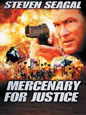 Movie Mercenary for Justice