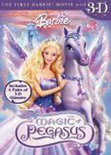 Movie Barbie and the Magic of Pegasus 3-D
