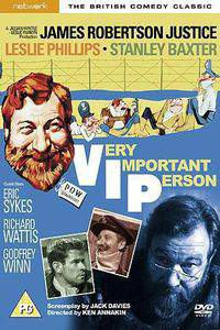 A Coming-Out Party (V.I.P. - Very Important Person)