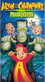 Movie Alvin and the Chipmunks Meet Frankenstein