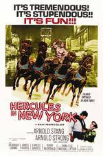 Movie Hercules in New York