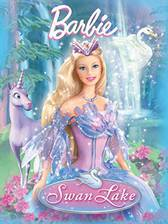 Movie Barbie of Swan Lake