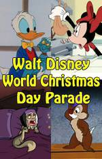 Movie Walt Disney World Christmas Day Parade