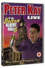 Movie Peter Kay: Live at the Bolton Albert Halls