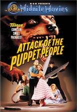 Movie Attack of the Puppet People