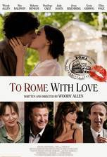 Movie To Rome with Love