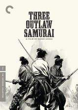 Movie Three Outlaw Samurai