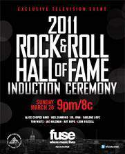 Movie The 2011 Rock and Roll Hall of Fame Induction Ceremony