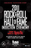 The 2011 Rock and Roll Hall of Fame Induction Ceremony