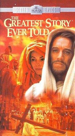 Watch The Greatest Story Ever Told 1965 full movie online